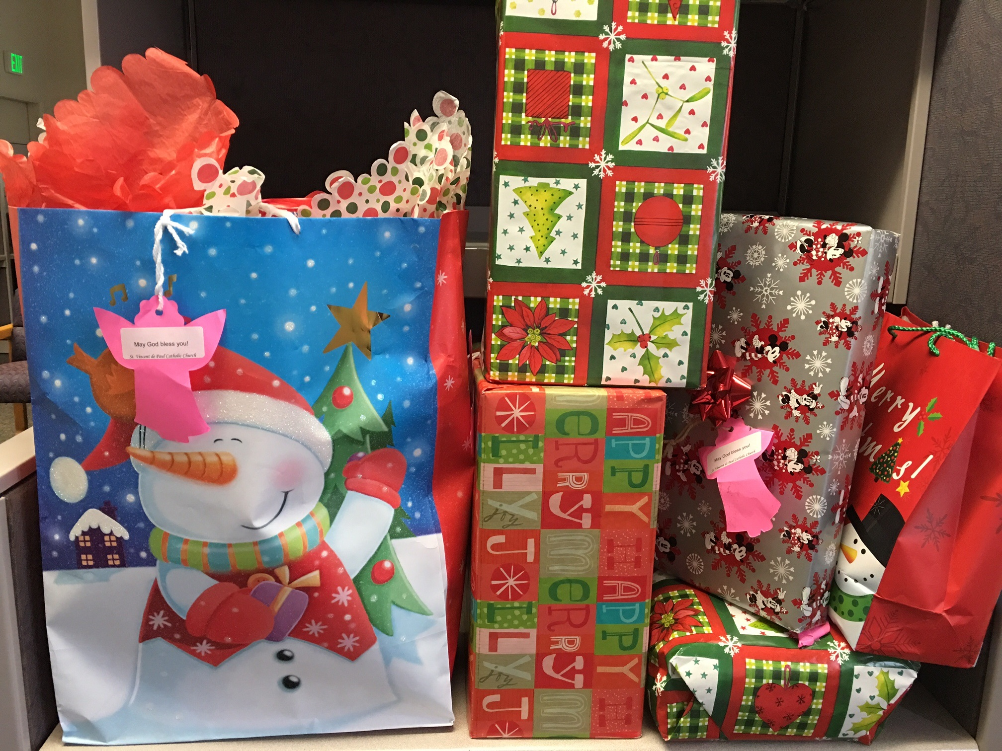 Our Christmas 2016 Adopt -A-Family was another big success!