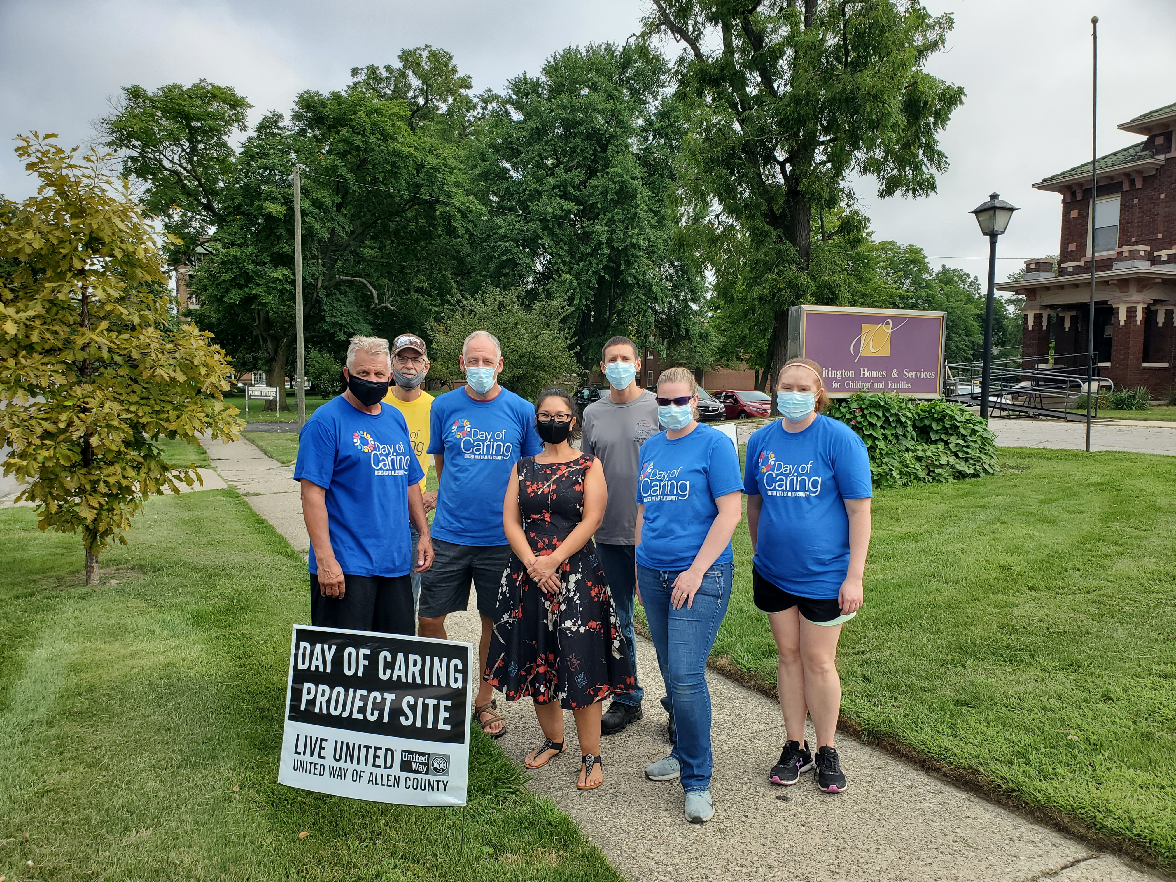 Day of Caring- August 18th, 2021